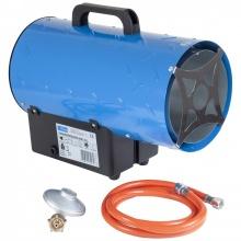 Horkovzdušná plynová turbína GGH 10 L