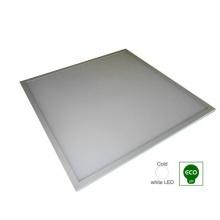 K1023-40-ECG-CW BEST-LED LED panel 600x600,240V,40W,4100lm, 5000K,  barva rámu bílá
