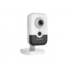 DS-2CD2483G0-IW/28, 8MPix IP Cube kamera; ICR+IR+PIR; obj. 2,8mm; WiFi