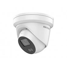 DS-2CD2327G1-LU/4, 1080p ColorVu DOME kamera; LED přísvit; mikrofon