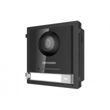DS-KD8003-IME2, 1-tlačítkový modul 2-žilového interkomu s kamerou