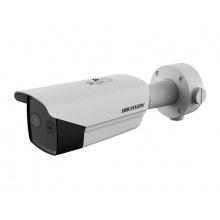 DS-2TD2617-3/V1, IP duální termo-optická kamera s 3mm obj., PoE+, Audio and Alarm IN/OUT