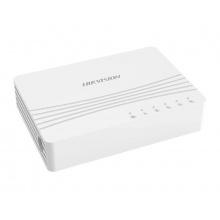 DS-3E0505D-E, switch 5x 10/100/1000Mbit; bez PoE
