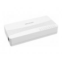 DS-3E0108D-E, switch 8x10/100Mbps; bez PoE