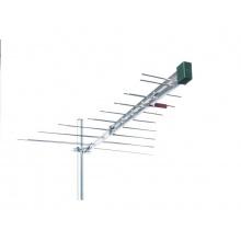 Anténa venkovní Emme Esse 548U logaritmicko-periodická VHF+UHF 5G LTE Free, 1098mm