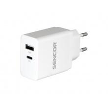 Adaptér USB SENCOR SCH 660 PD