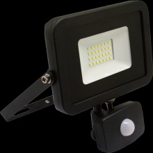 FL183040-PIR Tesla - LED reflektor, 30W, 2850lm, 230V, 4000K, 30 000h, CRI >80, IP65, 120° s čidlem