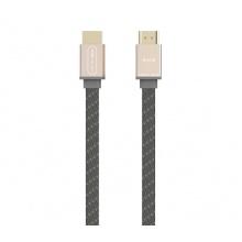 Kabel ALLOCACOC HDMI 1.5m zlatý