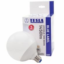 GL271530-REP Tesla - LED žárovka GLOBE E27, 15W, 230V, 1450lm, 30 000 hod, 3000K teplá bílá, 300°