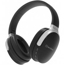 AV:link WBH-40 BLK, multimediální bezdrátová sluchátka, černé