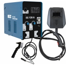 Svářečka SG 130 A s plněnou drátovou elektrodou