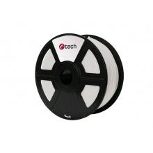 Tisková struna (filament) C-TECH, ASA, 1,75mm, 1kg, natural