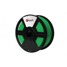 Tisková struna (filament) C-TECH, ASA, 1,75mm, 1kg, zelená