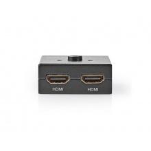 Rozbočovač HDMI 2v1 NEDIS VSWI3482AT
