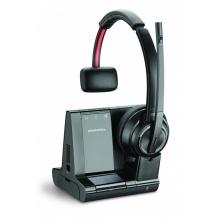 SAVI-W8210 Plantronics - bezdrátová náhlavní souprava pro stolní telefon, mobil a PC - na jedno ucho