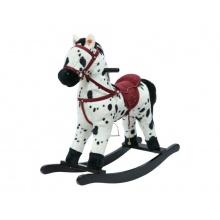 Dětský houpací kůň TEDDIES 71 cm