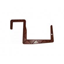 Držák truhlku universal 15cm (na hranu) terakota