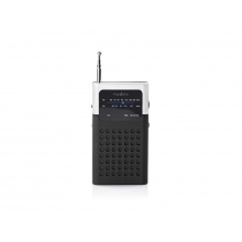 Rádio NEDIS RDFM1100WT BLACK/WHITE