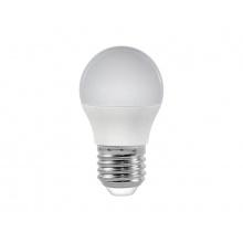 Žárovka LED E27  5W G45 bílá přírodní RETLUX RLL 272