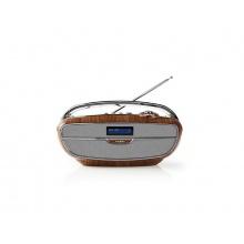 Rádio NEDIS RDDB5310BN