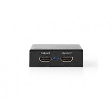 Rozbočovač HDMI - 2x HDMI NEDIS VSPL3472AT