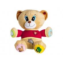 Dětský plyšový medvídek TEDDIES TEDÍK česky mluvící