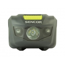 Svítilna čelovka SENCOR SLL 55 GREY