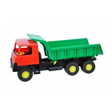Dětské nákladní auto TEDDIES TATRA 815 GREEN 75 cm