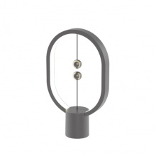 Lampa stolní Allocacoc Heng Lamp Mini DH0040GY