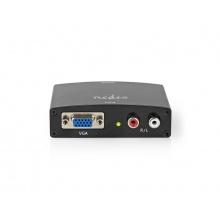 Převodník VGA - HDMI + 2x CINCH NEDIS VCON3454AT