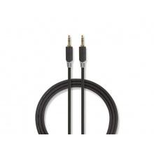 Kabel KÖNIG JACK 3.5 konektor/JACK 3.5 konektor 5m