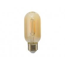 Žárovka Filament LED E27 4W T25 bílá teplá RETLUX RFL 227 Amber