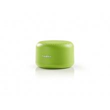 Reproduktor Bluetooth NEDIS SPBTAV01GN GREEN