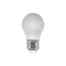 Žárovka LED E27  5W G45 teplá bílá RETLUX RLL 271