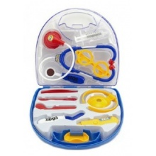 Dětský doktor TEDDIES v plastovém kufříku