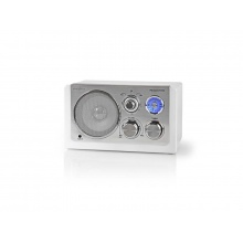 Rádio FM NEDIS RDFM5100WT WHITE
