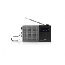Rádio NEDIS RDDB2210BK