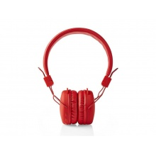 Sluchátka Bluetooth NEDIS HPBT1100RD