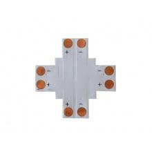 Spojka pájecí pro LED pásek X - 10mm