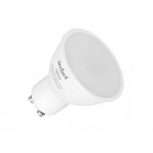 Žárovka LED GU10  5W SPOT bílá teplá REBEL ZAR0497