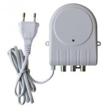 Anténní zesilovač JOHANSSON 7720L2, malý domovní, s filtrem 5G LTE