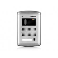 DRC-4CAN - dveřní stanice s kamerou, 1 tlač., CVBS