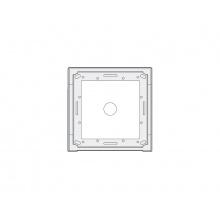 MA91 - povrchová montážní krabička 1 modul