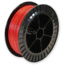 Červený senzor - kabel lineární teplotní detekce