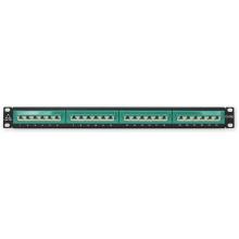 PP-115 24P/C5E/-45° - zelená