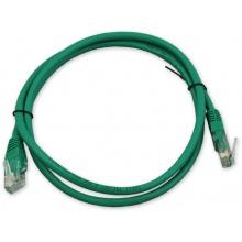 PC-600 C6 UTP/0,5M - zelená