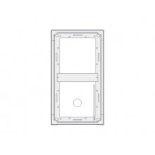 MA92 - povrchová montážní krabička 2 moduly