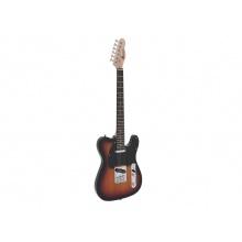 Dimavery TL-401, elektrická kytara, sunburst