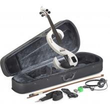 Stagg EVN 4/4 WH, elektrické housle
