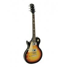 Dimavery LP-700L elektrická kytara levoruká, stínovaná